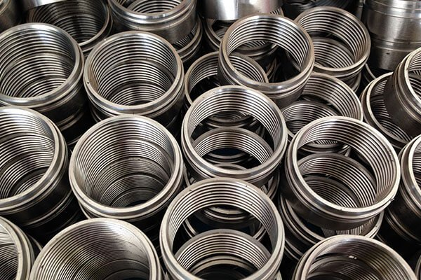 1 1/2' internal thread stainless steel pipe nipples