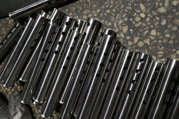 stainless steel pipe nipples shunt