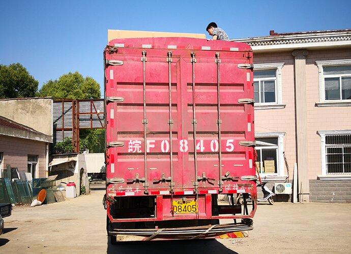solar aluminum fins delivery