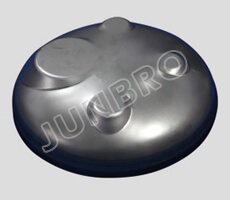 solar water heater pressurized inner tank cover 10