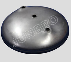 solar water heater pressurized inner tank cover 11