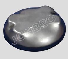 solar water heater pressurized inner tank cover 12