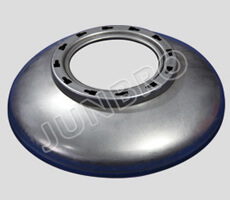 solar water heater pressurized inner tank cover 2