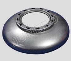 solar water heater pressurized inner tank cover 2