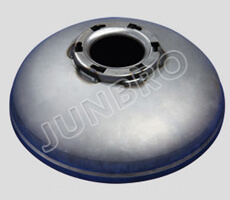 solar water heater pressurized inner tank cover 4