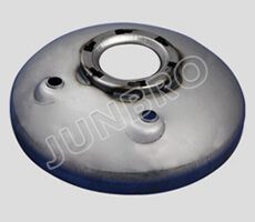 solar water heater pressurized inner tank cover 6