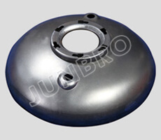 solar water heater pressurized inner tank cover 7