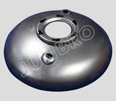 solar water heater pressurized inner tank cover 7
