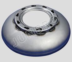 solar water heater pressurized inner tank cover 8