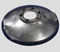 solar water heater pressurized inner tank cover 9