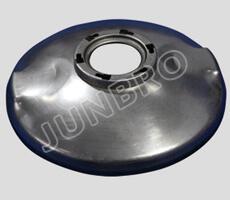 solar water heater pressurized inner tank cover 9