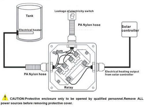 SR802 schematic diagram
